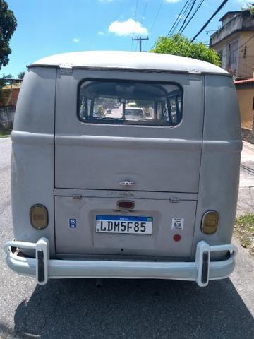 Vendo Kombi 1961 primeira série 42.000