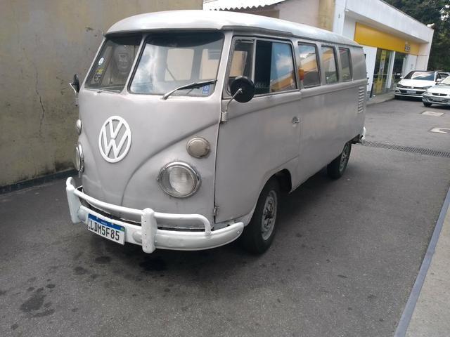 Vendo Kombi 1961 primeira série 42.000 - Foto 5