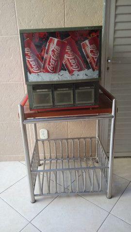 Geladeira pra latinha - Coca Cola - Foto 2