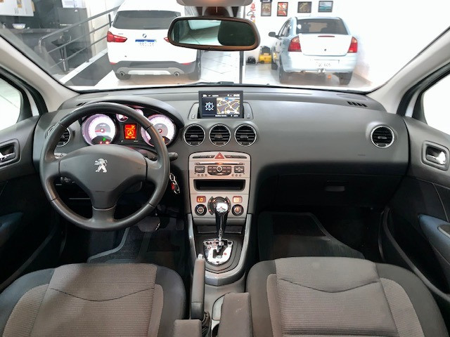 Peugeot - 308 Allure 2.0 Série Guga - Teto Panorâmico !! - Foto 8