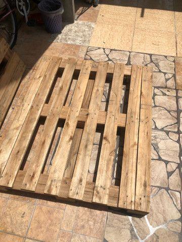 Pallet madeira rígida  - Foto 2