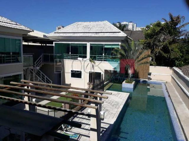 Casa à venda com 5 dormitórios em Barra da tijuca, Rio de janeiro cod:RCCN50077 - Foto 16