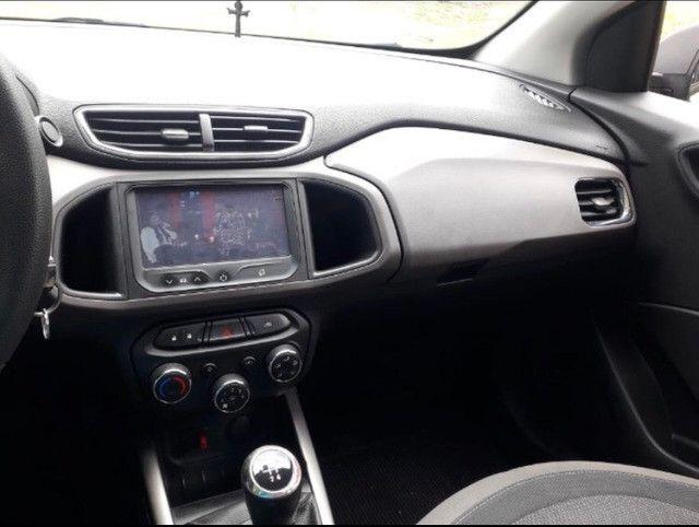 Chevrolet Prisma 1.4 LTZ Flex manual 2014/2015 - Foto 3