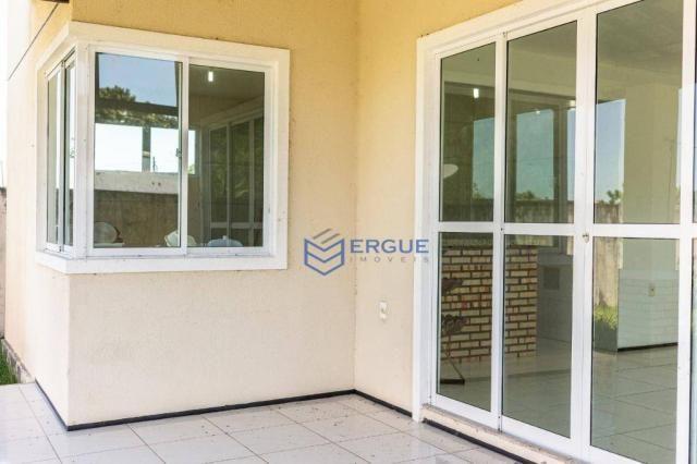 Casa com 3 dormitórios à venda, 155 m² por R$ 220.000,00 - Lagoinha - Paraipaba/CE - Foto 2