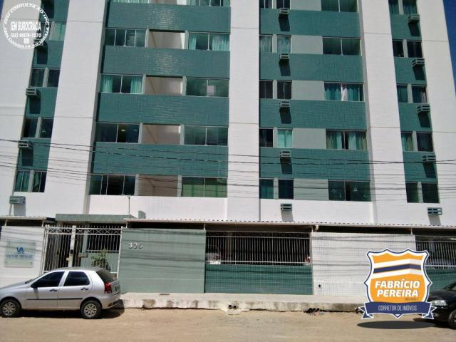 Apartamento para alugar, 64 m² por R$ 1.000,00/mês - Catolé - Campina Grande/PB - Foto 2