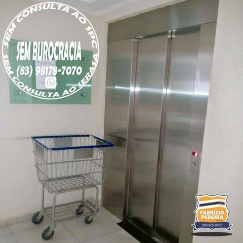 Apartamento para alugar, 64 m² por R$ 1.000,00/mês - Catolé - Campina Grande/PB - Foto 4