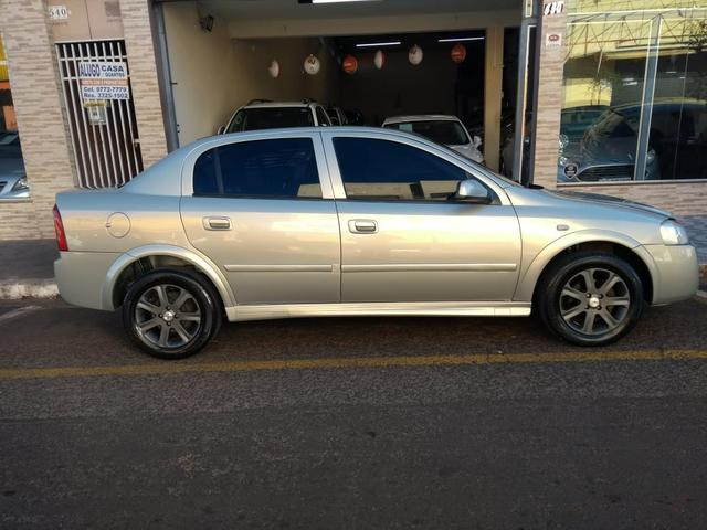 Astra Sedan 2005 a álcool original Lindo (JR VEÍCULOS) - Foto 5