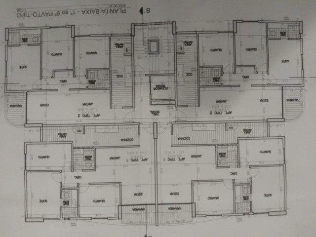 Vende-se 3 Ótimos apartamentos na AABB em Serra Talhada-PE - Foto 5