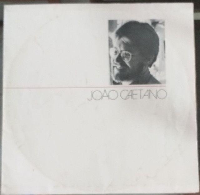 LP Vinil João Caetano 1982