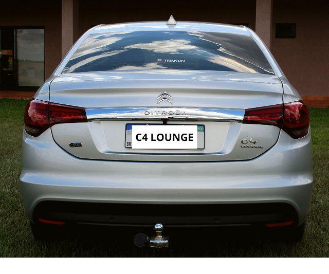 C4 Lounge Citroen / Live 1.6 / Flex / Thp / Turbo / 2019 - Foto 4