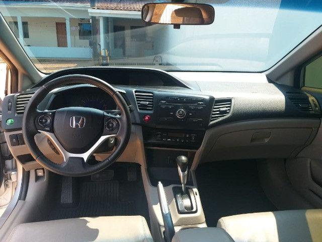 Civic LXR 2016 automático - Foto 7