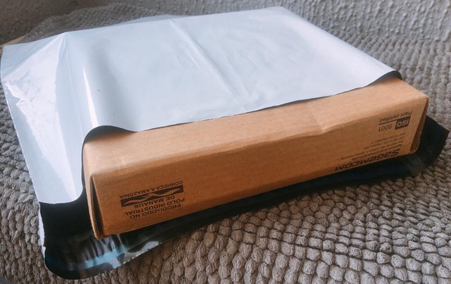 Envelope Plástico Segurança 32X40 p/ E-Commerce - Foto 2