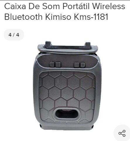 Caixinha de som Bluetooth - Foto 2