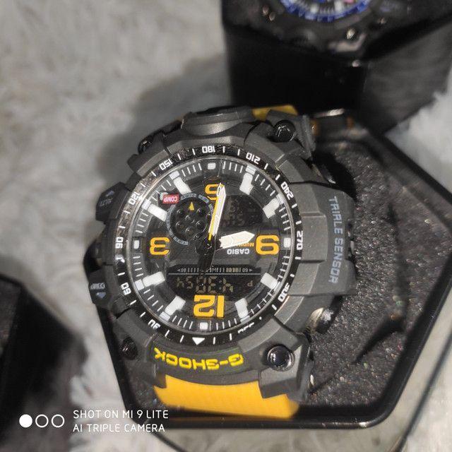 Relógio G-SHOCK PROVÁ DGUA - Foto 4