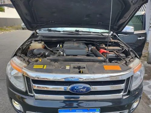 Ford Ranger 3.2 Limited Cab. Dupla 4x4 Aut. 4p<br><br> - Foto 10