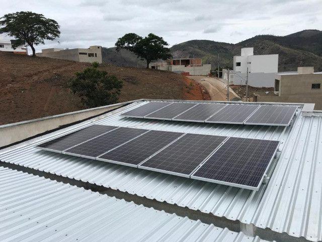 Kit Energia Solar Direto de Fabrica Melhores Produtos e Melhor Preco - Foto 4