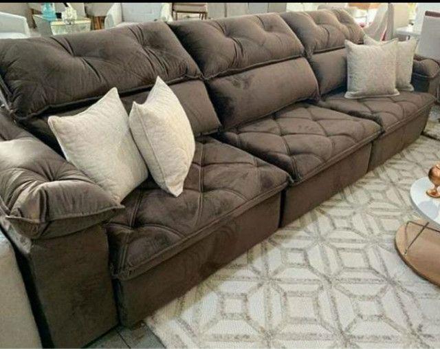 Fabricação e reforma de sofá  - Foto 2