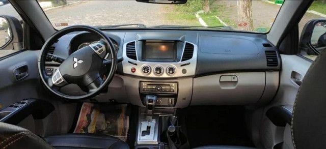Mitsubishi L200 Triton 3.2 Hpe Cabine dupla 4×4 Auto. 4p. - Foto 4