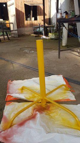 Pedestal de isolamento - Foto 5