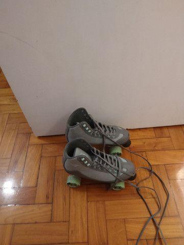 Vendo par de patins  - Foto 2