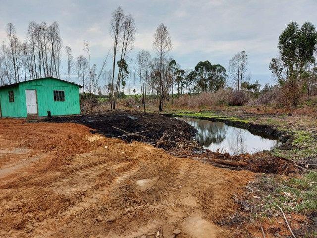 Velleda oferece sítio 1 hectare com casa e açude, 800 metros do asfalto - Foto 3