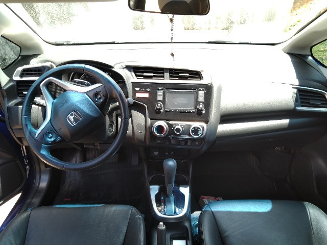 Honda Fit Exl 2015 Automático - Foto 5