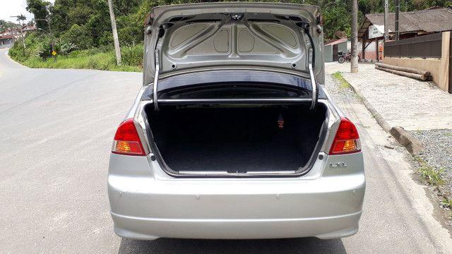 Civic lxl 1.7 automático - Foto 6
