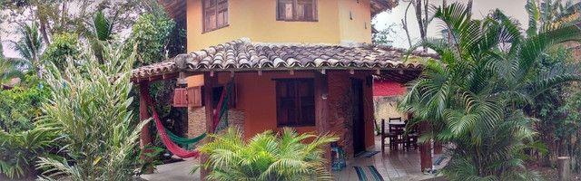 MG Casas Espetaculares. Duas no mesmo Lote em Arraial D' ajuda em Porto Seguro-BA - Foto 11
