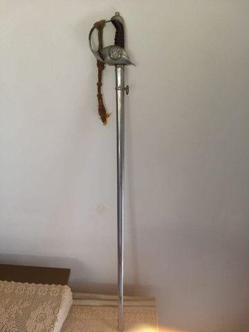 Espada antiga da república - Foto 2