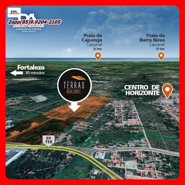Loteamento Terras Horizonte!@#@! - Foto 11