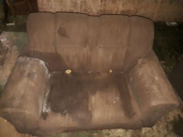 Vende-se um sofa e um rake  - Foto 5