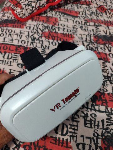 Vendo óculos 3D de realidade virtual  - Foto 4