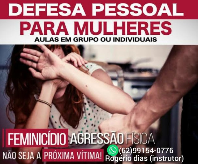 Defesa pessoal feminina