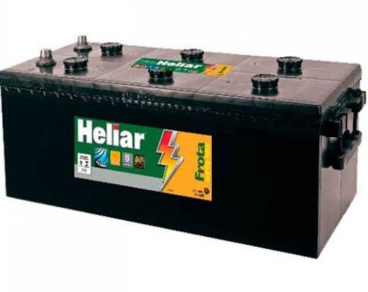 Bateria 150 amperes Heliar R $ 250,00
