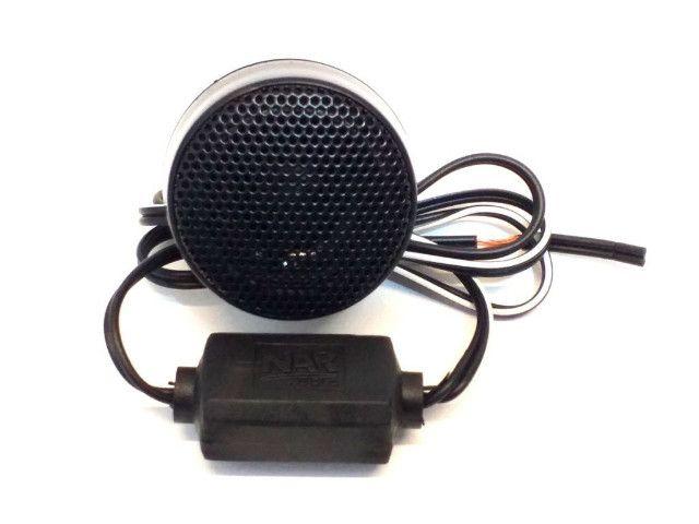 Kit Duas Vias NAR Audio 600 CS1 6 polegadas 100w RMS - Foto 4