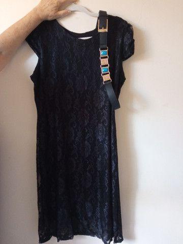 Vestido Renda 44