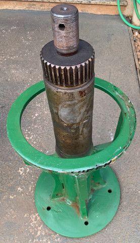 Canela da caixa corte de base bipartida e inteiriça John Deer bi - Foto 2