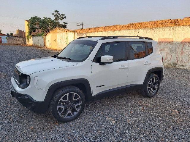 Jeep renegade longitude flex 2019 Apenas 13.500 km rodados