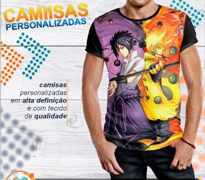 Camisas e Pijamas personalizados