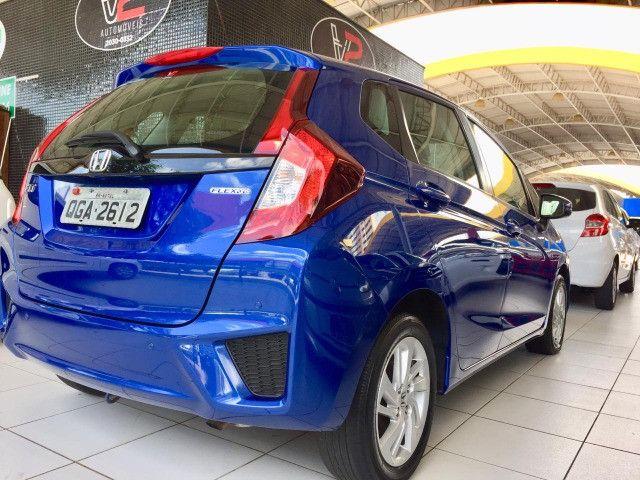 Honda Fit Automático 1.5 2015/2015 Flexone - Apenas 49.000 KM - Foto 6