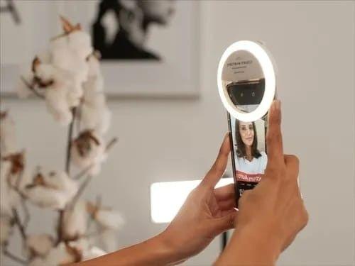 Ring Light selfie led para celular  - Foto 2