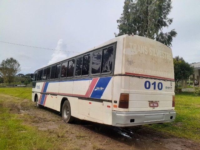 Ônibus Marcopolo Viaggio 1991 - Foto 8