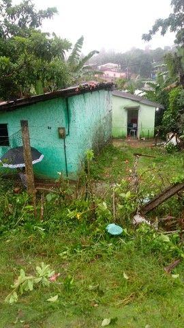Vendo terreno 10por 20 mas casinha em camaragibe 35.000 - Foto 2