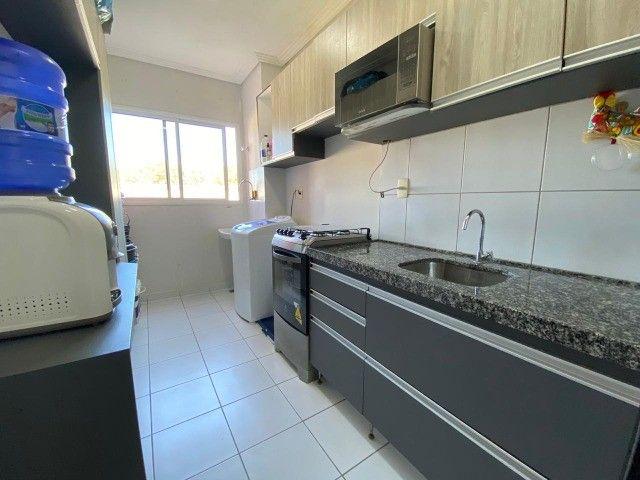 V2053 - Vendo excelente apartamento no Ed. Navegantes de 62 m² - Jacarecanga  - Foto 11