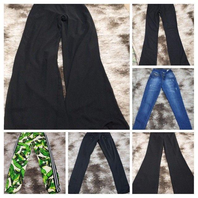 Lote de roupas 45 peças - Foto 2