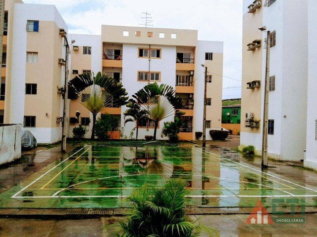 Apartamento com 2 dormitórios para alugar, 57 m² por R$ 950,00/mês - Iputinga - Recife/PE - Foto 18