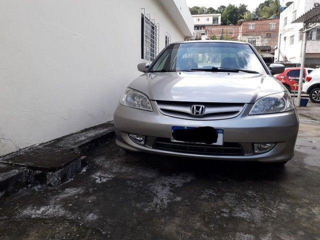 Honda Civic EX 2006 top  - Foto 2