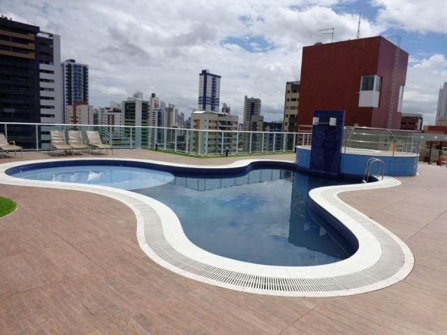 Apartamento para alugar com 3 dormitórios em Tambaú, João pessoa cod:15779 - Foto 16