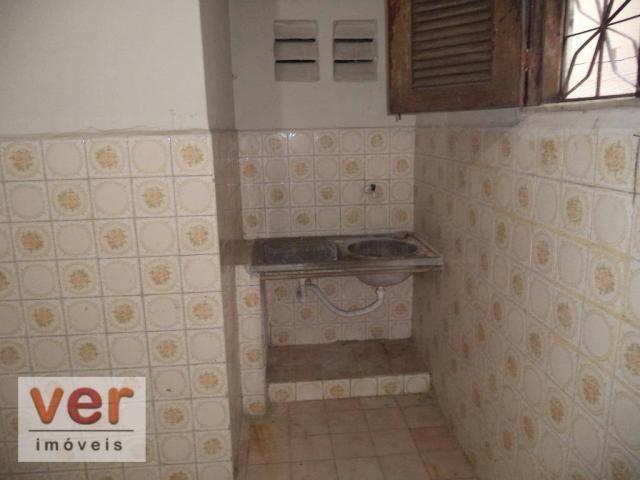 Apartamento para alugar, 52 m² por R$ 1.000,00/mês - Benfica - Fortaleza/CE - Foto 12