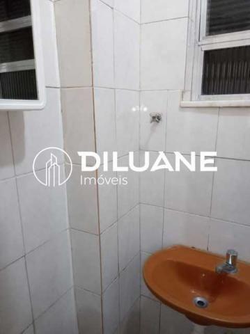 Conjugado com salão de mais ou menos 25m² no Centro Niterói. - Foto 11